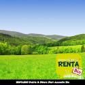 RENTA BIO - Mélange Pluriannuel Prairie/Pâture - 25% Luzerne (minimum 70% Bio) **