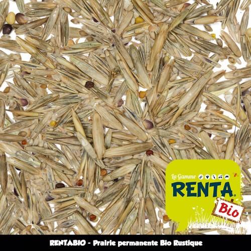 RENTABIO - Prairie permanente Bio Rustique