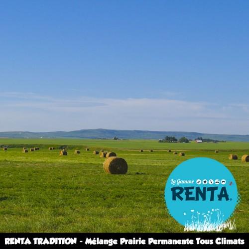RENTA TRADITION - Mélange Prairie Permanente Altitude Tous Climats 9-10 ans