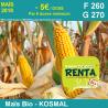 KOSMAL - Semence de maïs biologique - FAO 260/270